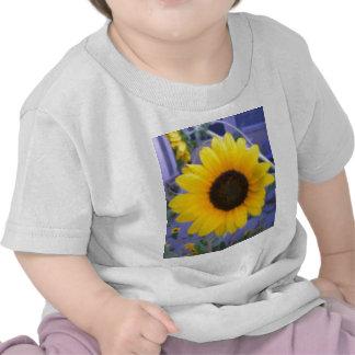 Bright Sunflower Tee Shirts