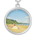 Bright Sunny Beach Day Necklaces