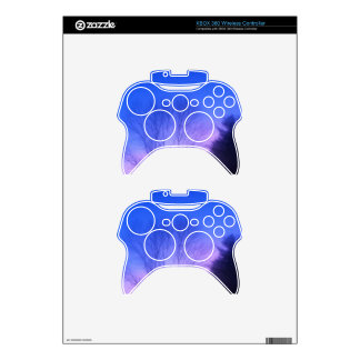 Bright Sunset Xbox 360 Controller Decal