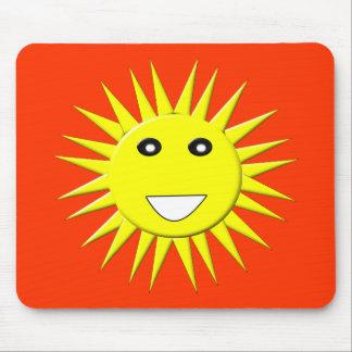 Bright Sunshine Mousepad