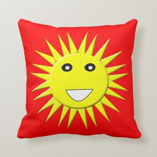 Bright Sunshine Pillow