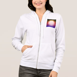 Bright Super Hero Pop Art Hoodie