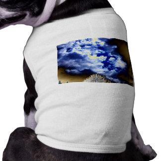 Bright Surreal Storm Front by KLM Tee
