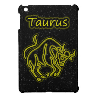 Bright Taurus iPad Mini Cover