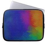 Bright Texture Laptop Sleeve