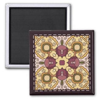 Bright Tile Magnet - 04