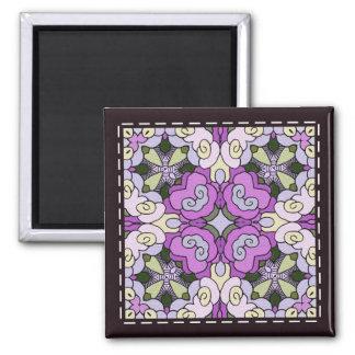 Bright Tile Magnet - 07