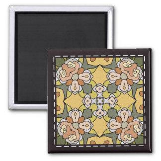 Bright Tile Magnet - 08