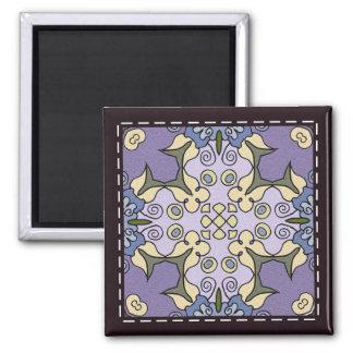 Bright Tile Magnet - 09