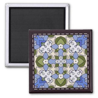 Bright Tile Magnet - 10