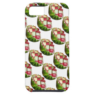 Bright Tropical Summer Picnic Fruit Salad Photo iPhone 5 Case
