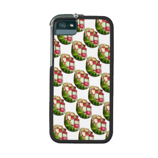 Bright Tropical Summer Picnic Fruit Salad Photo Case For iPhone 5