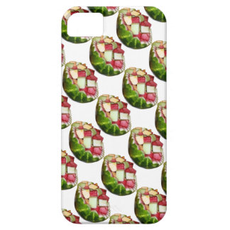Bright Tropical Summer Picnic Fruit Salad Photo iPhone SE/5/5s Case