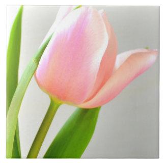 Bright Tulip Tile
