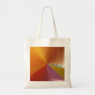 Bright Tunnel Escape Tote Bag