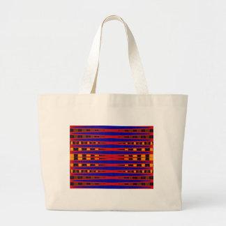 Bright Vibes Jumbo Tote Bag