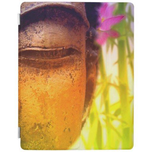 Bright & Vibrant Buddha & Bamboo iPad Smart Cover