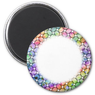 BRIGHT WEAVE Customizable MAGNET