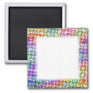 BRIGHT WEAVE Personalizable MAGNETS