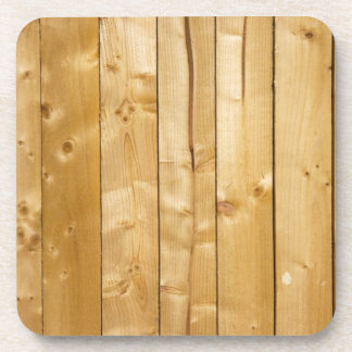 Bright Wood Background Drink Coaster