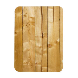 Bright Wood Background Flexible Magnet
