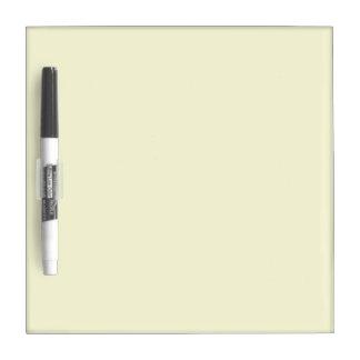 bright yellow 8 x 11 50 lightness DIY custom Dry Erase Board