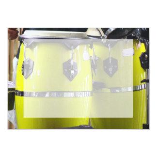 Bright yellow conga drums photo.jpg card