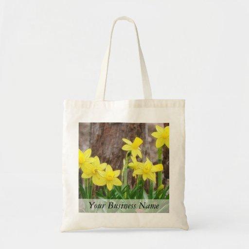 Bright Yellow Daffodils Bag