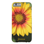 Bright yellow daisy, personalized iPhone 6 case iPhone 6 Case