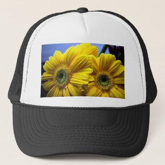 Bright Yellow Flowers (Gift) Trucker Hat