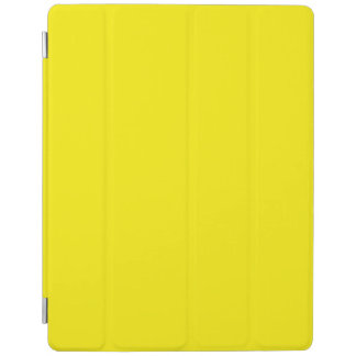 Bright Yellow iPad cover