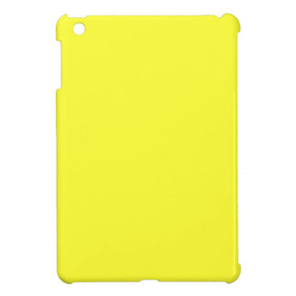 Bright Yellow iPad Mini Hard Case iPad Mini Cover