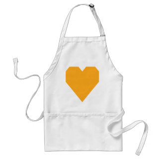 Bright Yellow.png Adult Apron