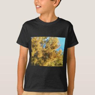 Bright yellow wattle flowers T-Shirt