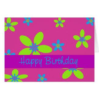 brightbirthdayflowers card