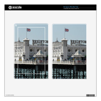 Brighten Marine Palace UK Skin For Kindle Fire