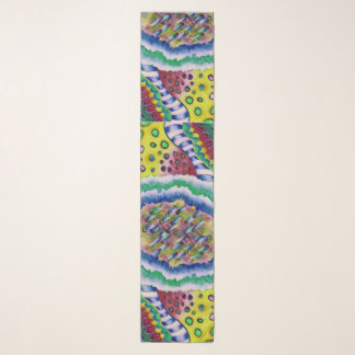Brighten up your neck with one of my scarves