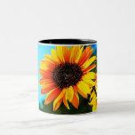 Brighten your day coffee mug