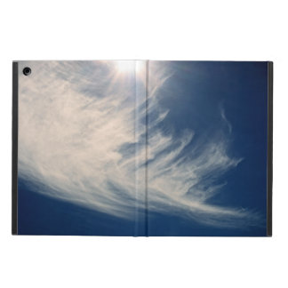 Brighten your Day!  Luminous Sun and Clouds Case For iPad Air