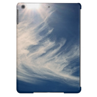 Brighten your Day!  Luminous Sun and Clouds iPad Air Cover