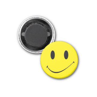 Brighten Your Day ~ Vintage Retro Smiley Face Magnet