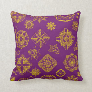 Brighten Your Living Room Pillows
