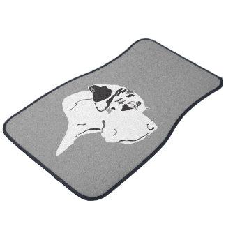 brightens templates car floor mat