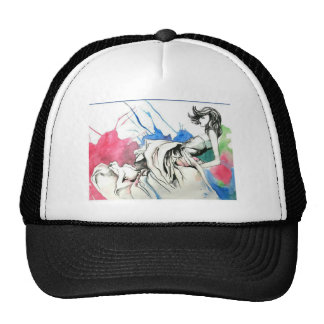 Brighter all the way trucker hat