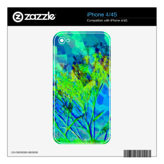 Brighter Day Decal For iPhone 4