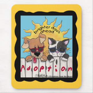 Brighter Days Ahead Mouse Pad