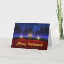 Brighter Visions Christmas Card