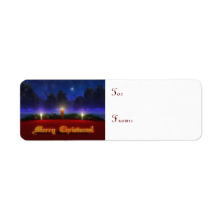 Brighter Visions Christmas Gift Labels