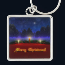 Brighter Visions Christmas Keychain