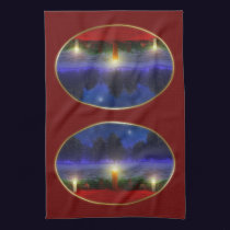 Brighter Visions Christmas Kitchen Towel
